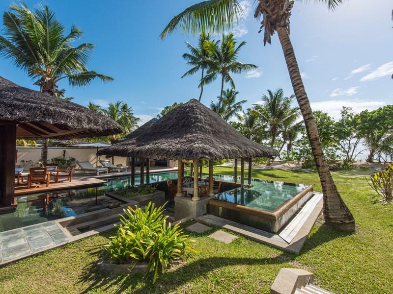 Vacances au Constance Lemuria 5* aux Seychelles