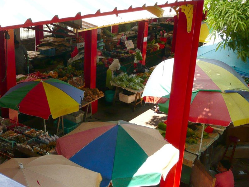 A la découverte de nouvelles saveurs dans un Marché Seychellois
