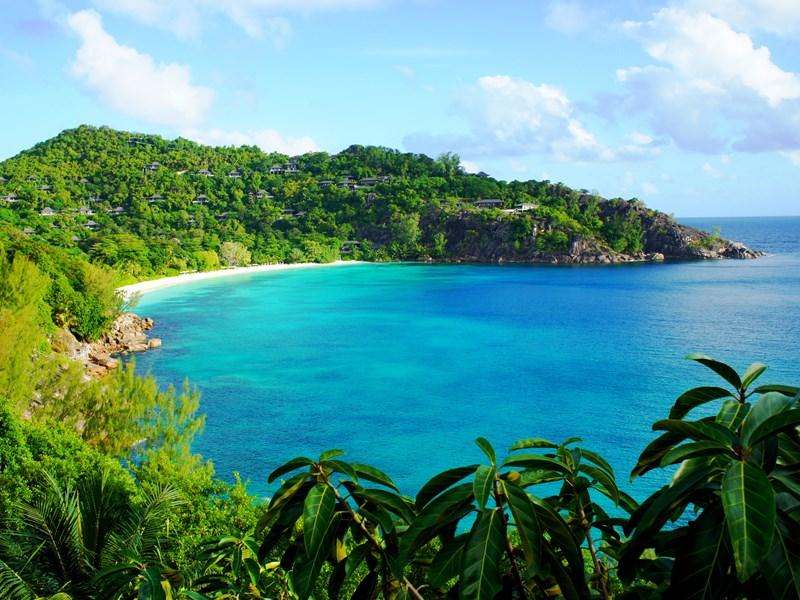 Réserve marine de Port Launay aux Seychelles