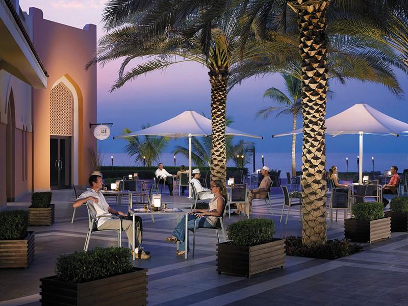 Tapas Restaurant de l'hôtel Shangri-La Al Bandar