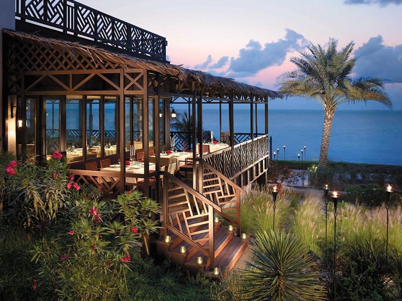 Bait Al Bahr Restaurant du Shangri-La Al Bandar