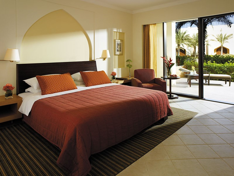 Deluxe Terrace Room du Shangri-La Al Bandar