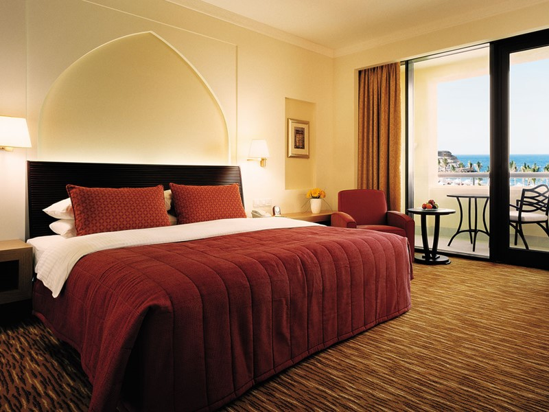 Deluxe Sea View Room du Shangri-La Al Bandar