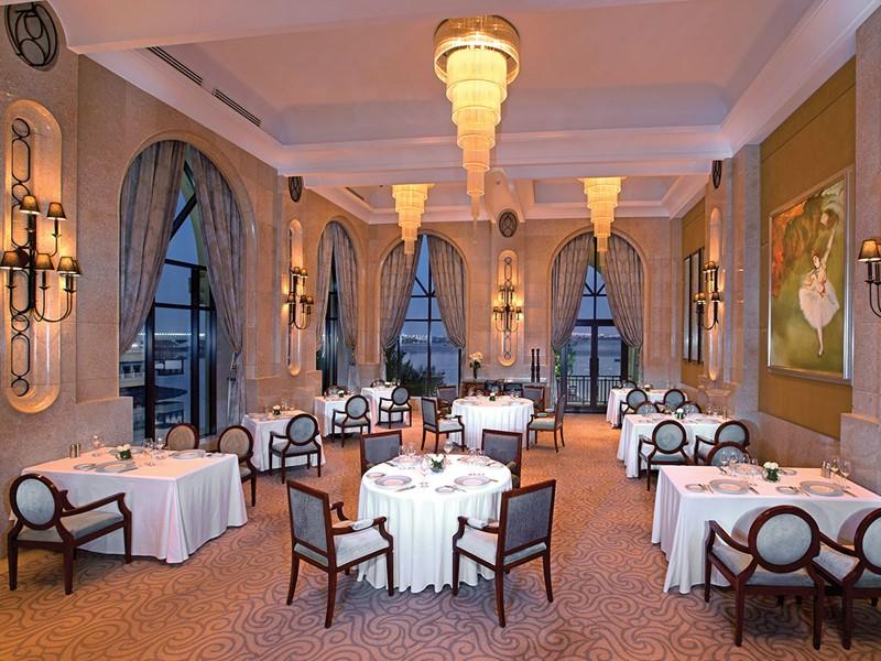 Le restaurant français Bord Eau de l'hôtel Shangri-La