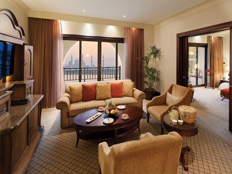 Executive Suite du Shangri-La Qaryat Al Beri à Abu Dhabi
