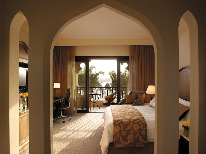 Deluxe Room du Shangri-La Qaryat Al Beri à Abu Dhabi