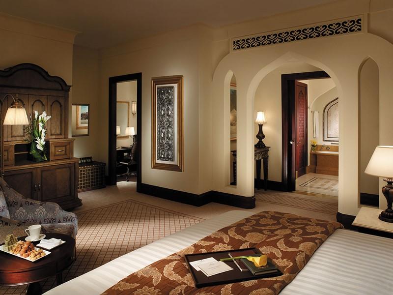 Premier Room du Shangri-La Qaryat Al Beri à Abu Dhabi