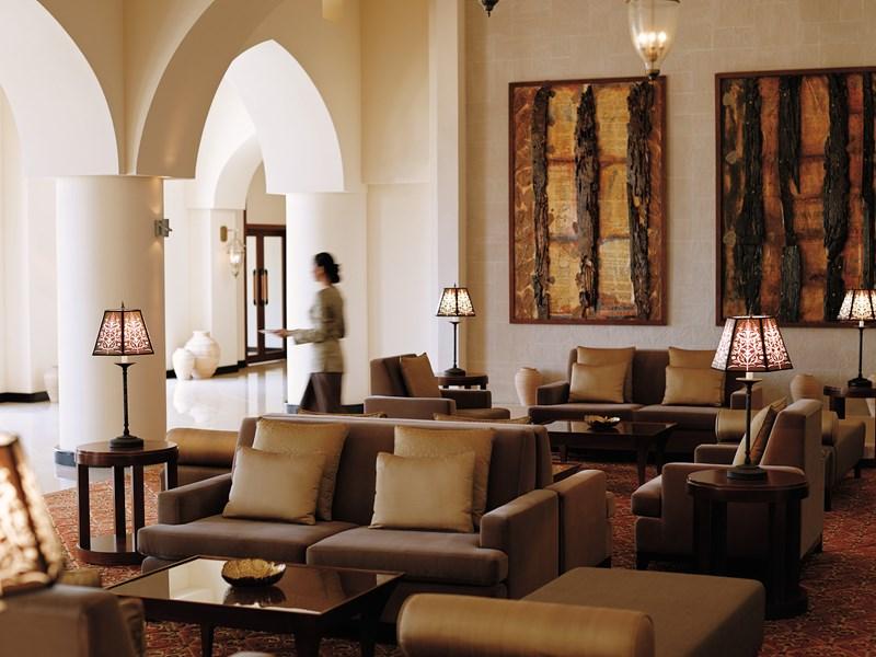 Le Lobby du Al Waha