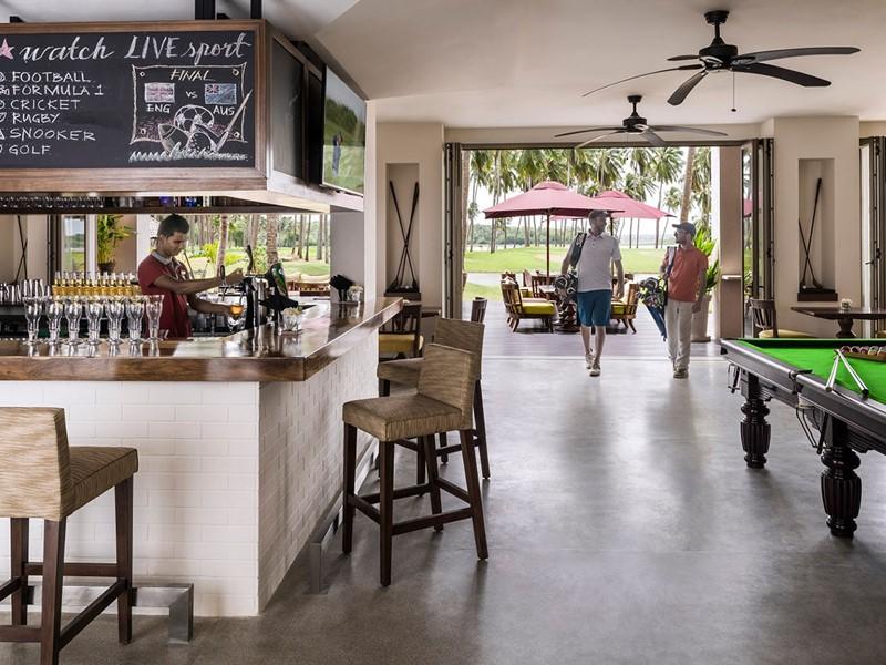 Ulpatha Bar du Shangri-La's Hambantota Resort
