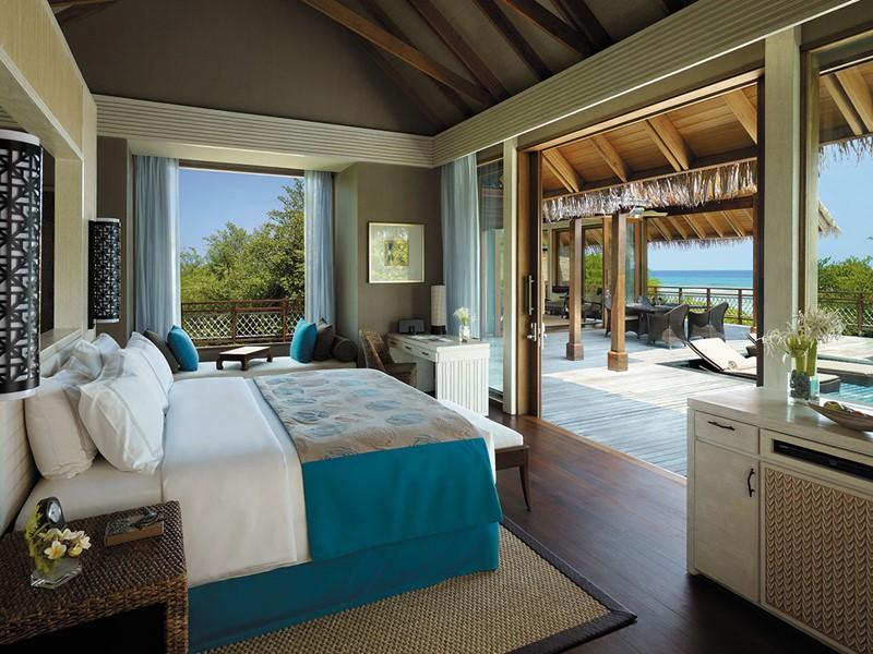 Ocean View Villa du Shangri-La's Villingili Resort