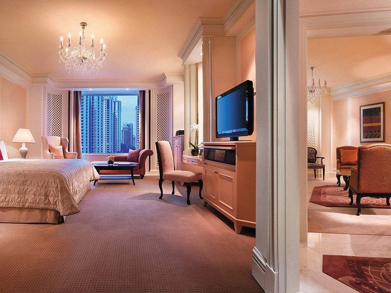 Valley Wing One Bedroom Suite du Shangri-La Singapore
