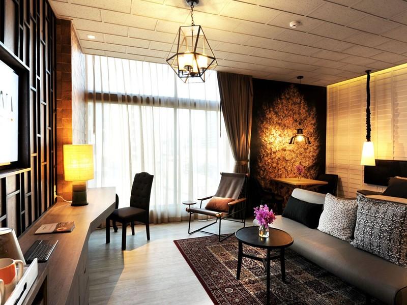 Grand Biz Heritage du Siam@Siam Design Hotel