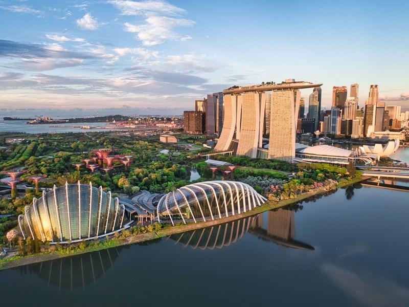 Une ville entre authenticité et technologie