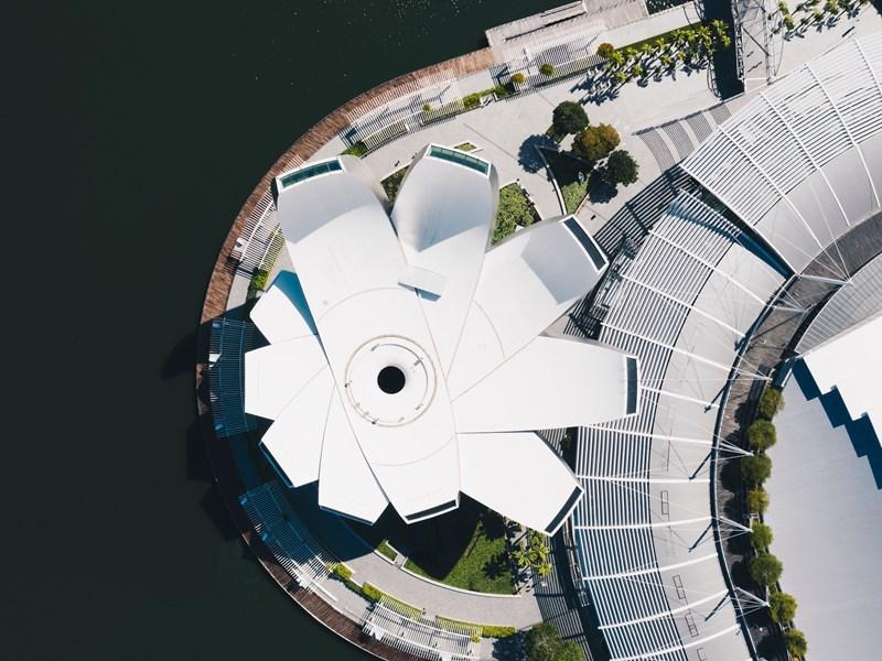 Une architecture uniques, qui vous surprendront
