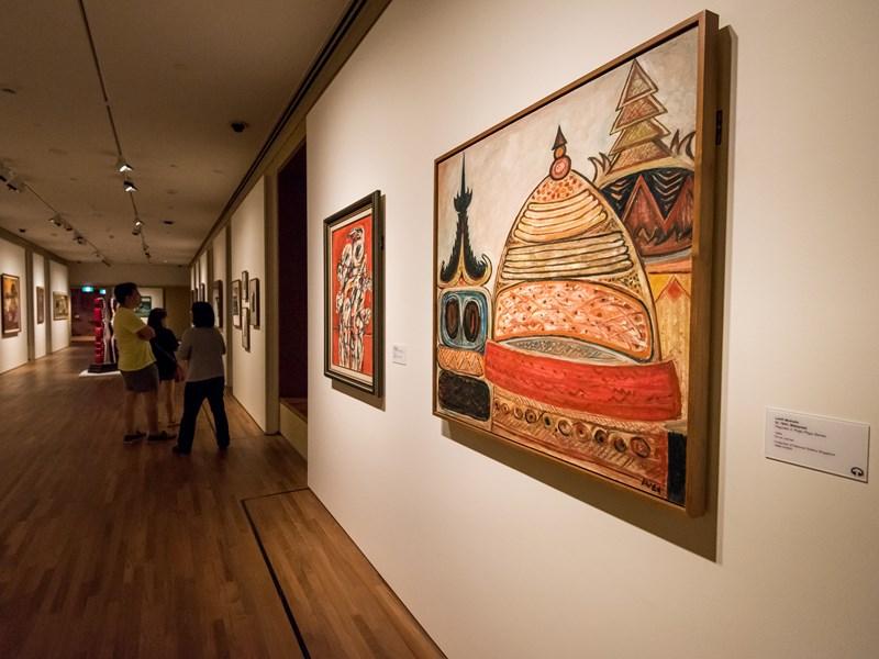 Galerie Nationale de Singapour