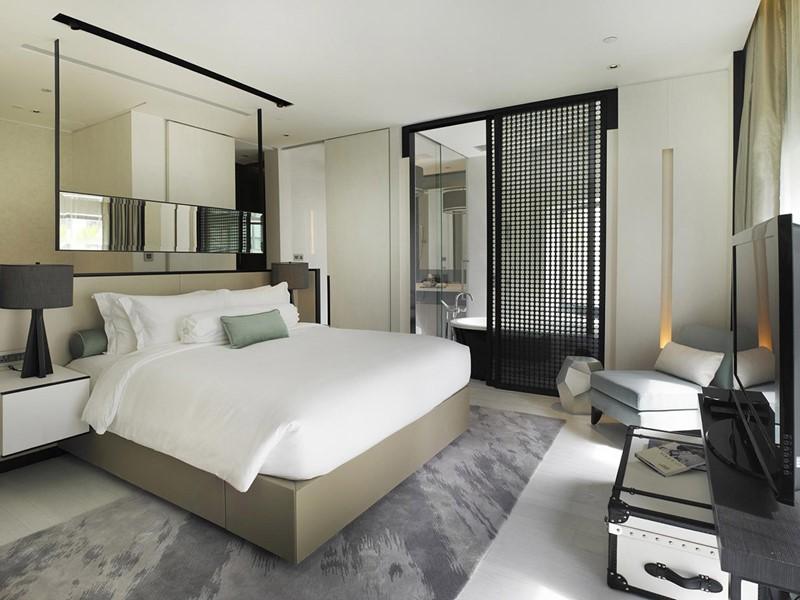 L'hôtel Naumi, la suite Gabrielle & Camillia