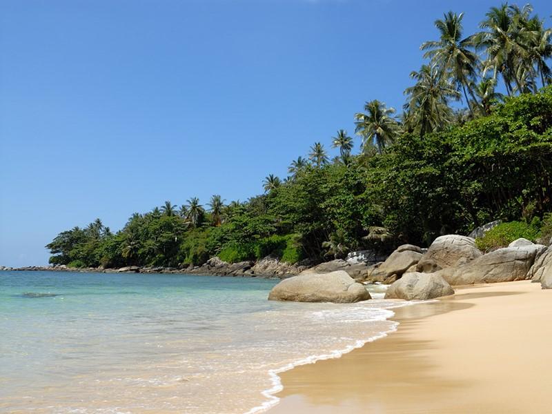 Phuket et ses plages paradisaques