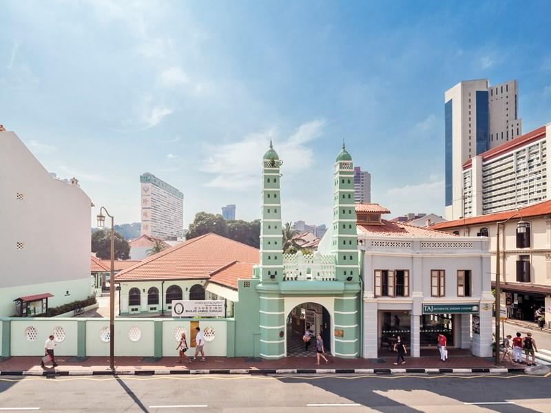 Baladez vous et découvrez la richesse architecturale de la ville