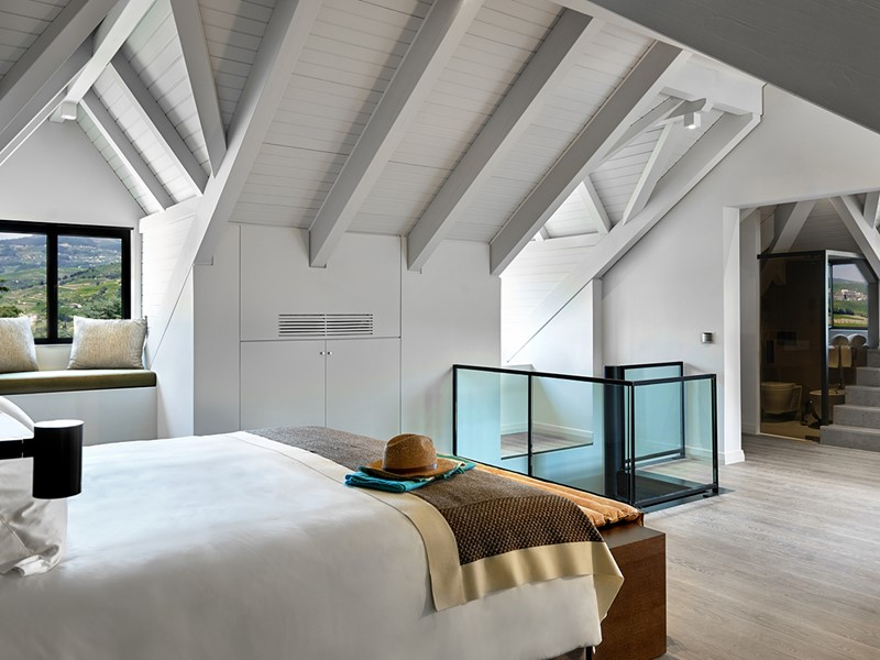 Quinta Duplex Suite du Six Senses Douro Valley