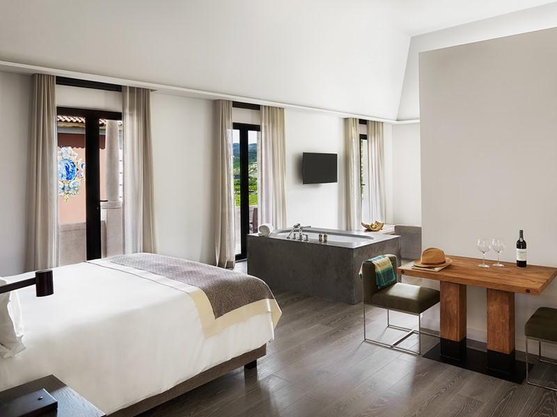 Quinta Courtyard Suite du Six Senses Douro Valley