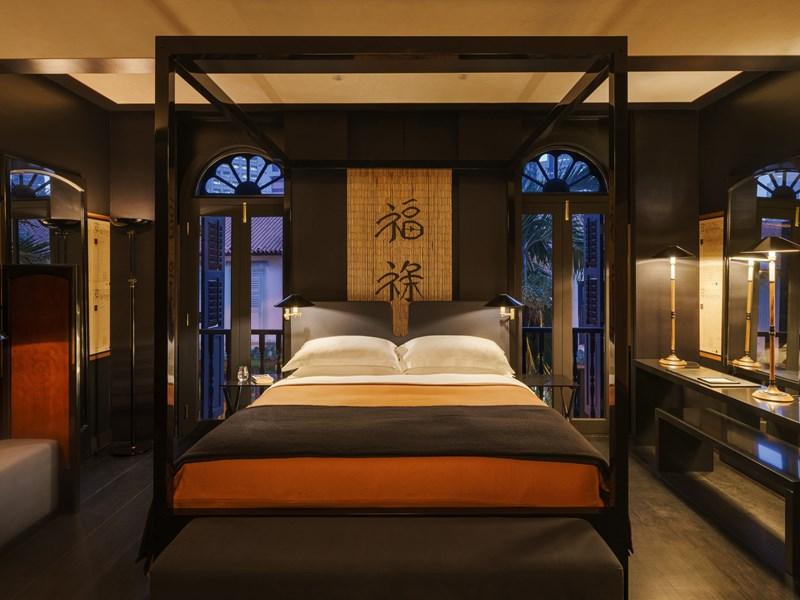 L'opium Room est une interprétation moderne des salles d'opium