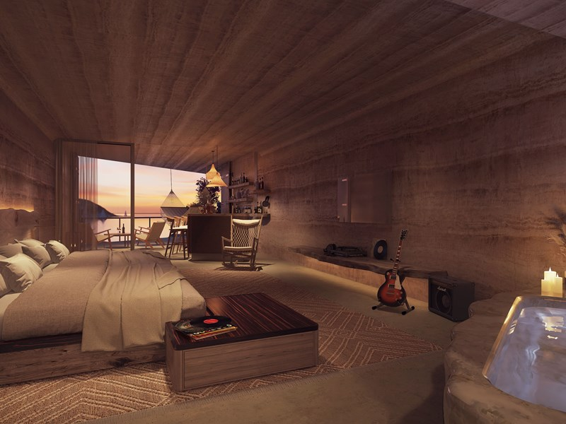 La Cave Suite