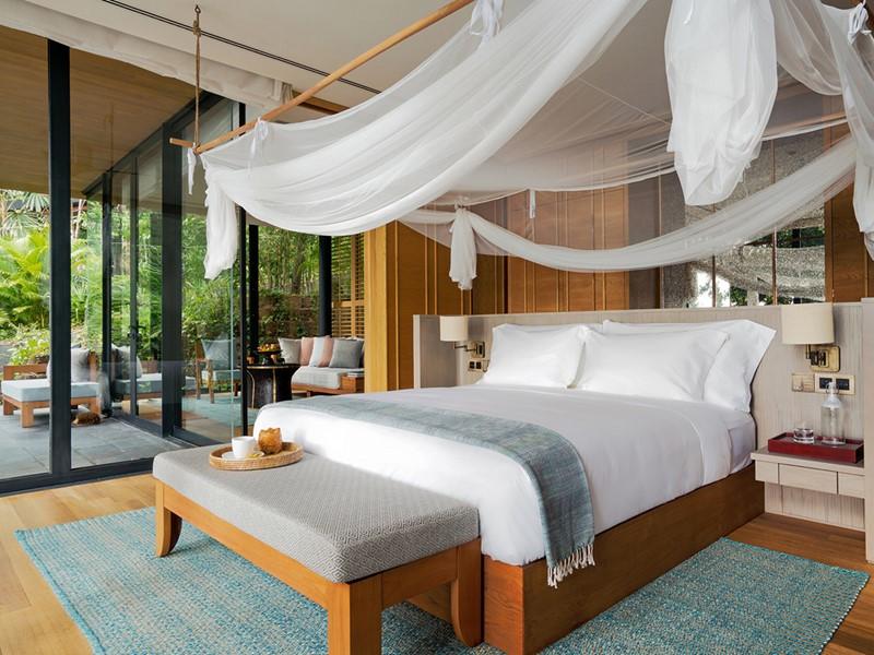 Oceanfront Pool Villa Suite du Six Senses Krabey Island