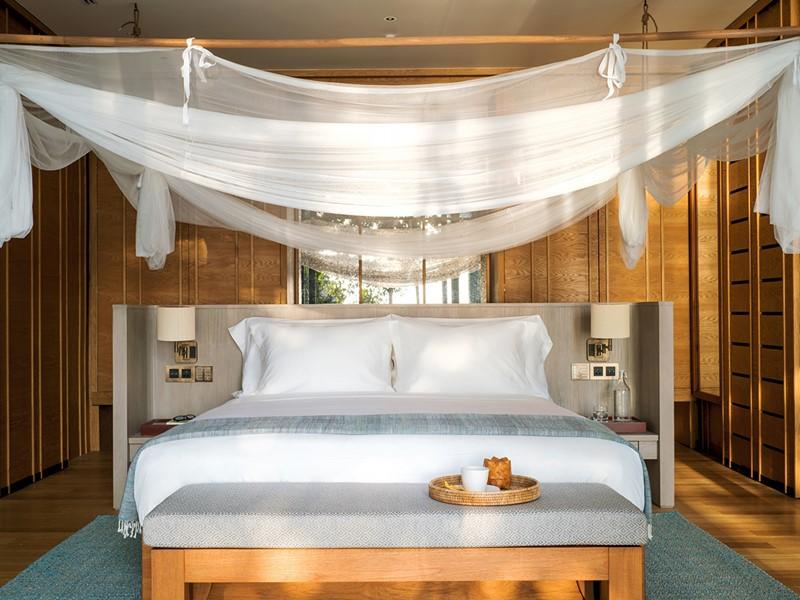 Oceanfront Two Bedroom Pool Villa du Six Senses