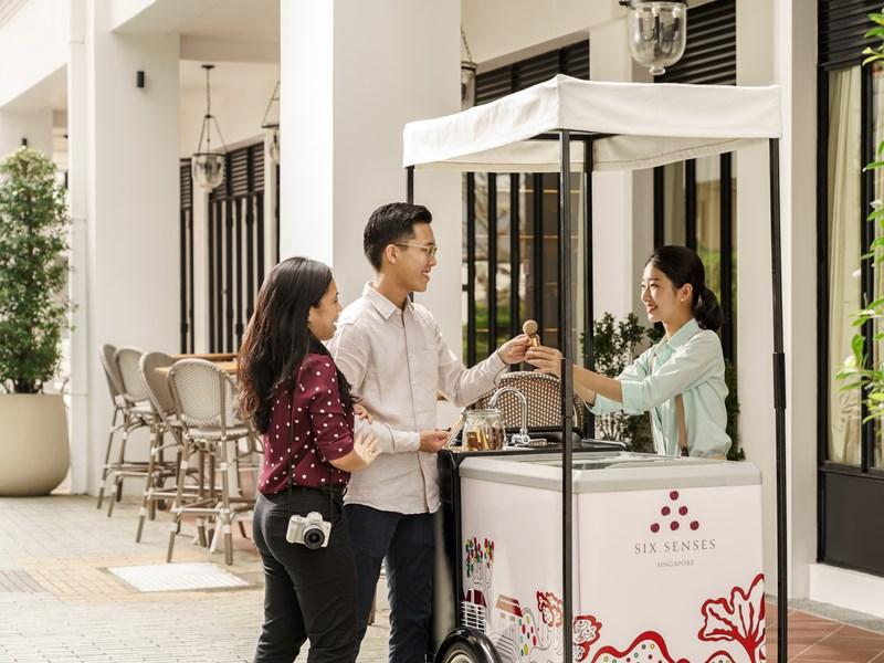 L'Ice Cream Bar, des glaces faites maison avec les ingrédients locaux les plus frais