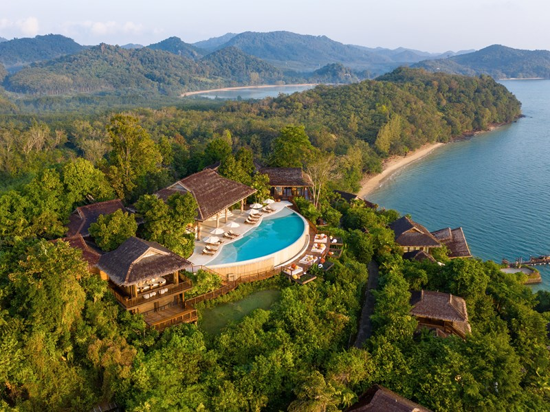 Un resort respectueux de l'environnement