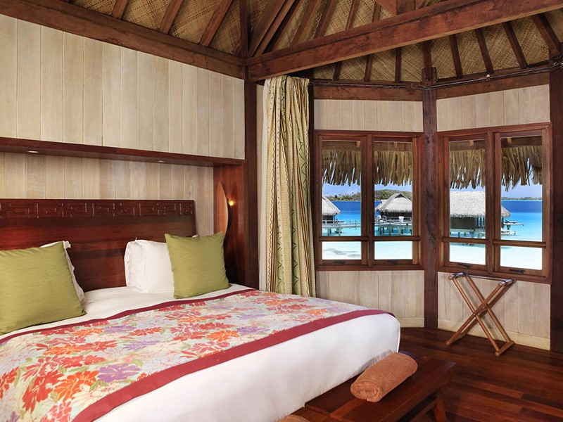 Luxury Villa Lagoon View du Sofitel Bora Bora Private Island