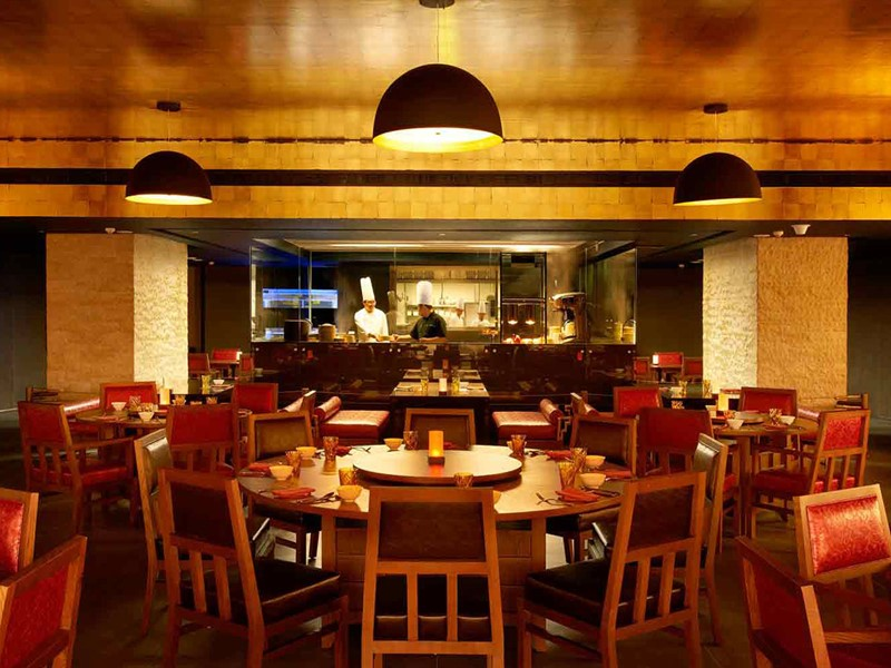 Le restaurant Hong Loong du Sofitel Palm Resort