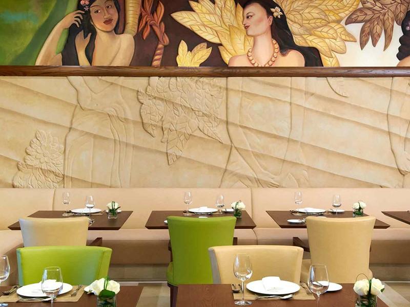 Restaurant Manava du Sofitel Dubaï Palm Resort