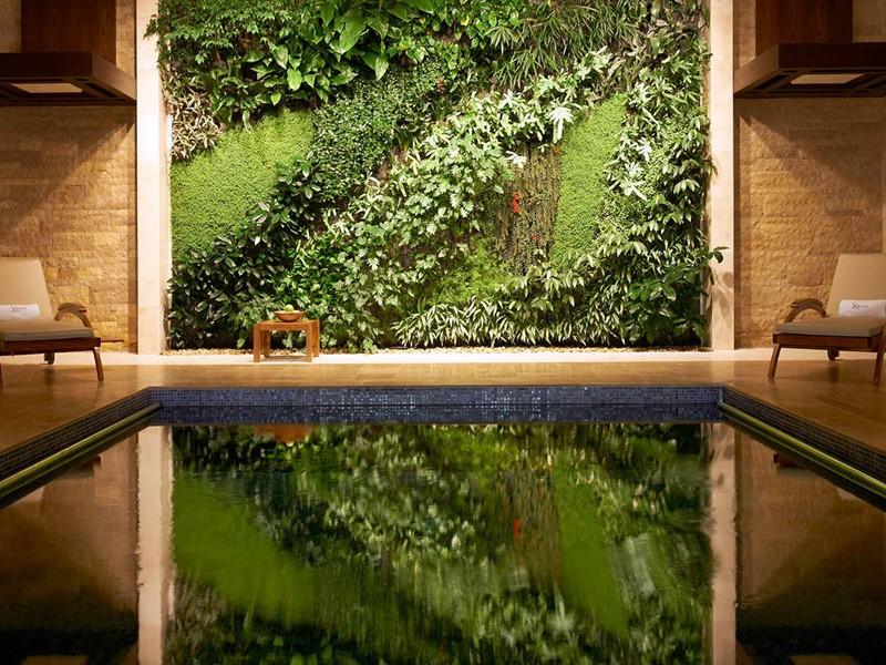 La piscine du spa du Sofitel Palm Resort à Dubaï