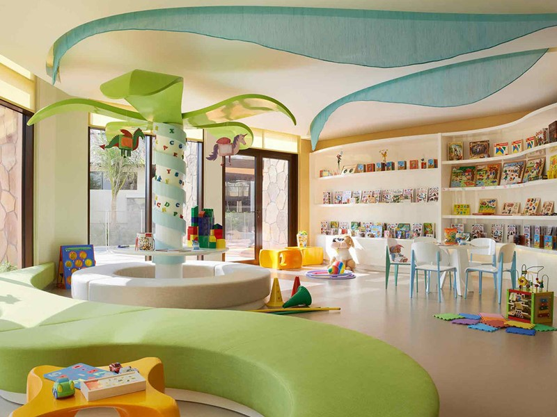 Amura Kids Club du Sofitel Palm Resort à Dubaï