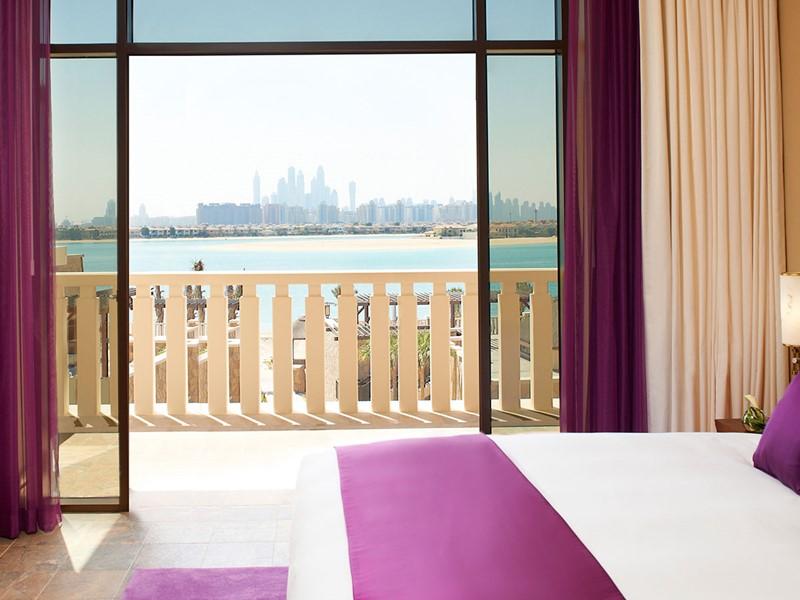 Junior Suite Vue Palm du Sofitel Dubaï Palm Resort