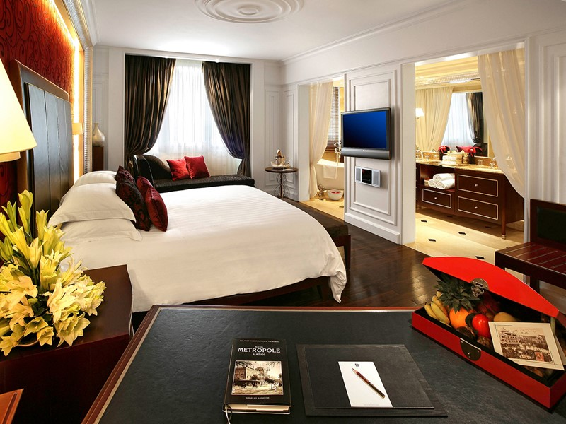 Grand Premium Room du Sofitel Legend Metropole