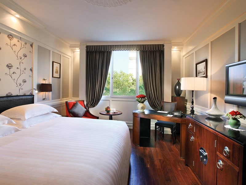 Premium Room du Sofitel Legend Metropole au Vietnam