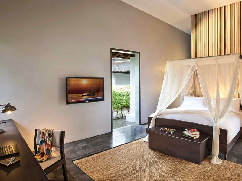 Heritage Suite de l'Hôtel de la Paix à Luang Prabang