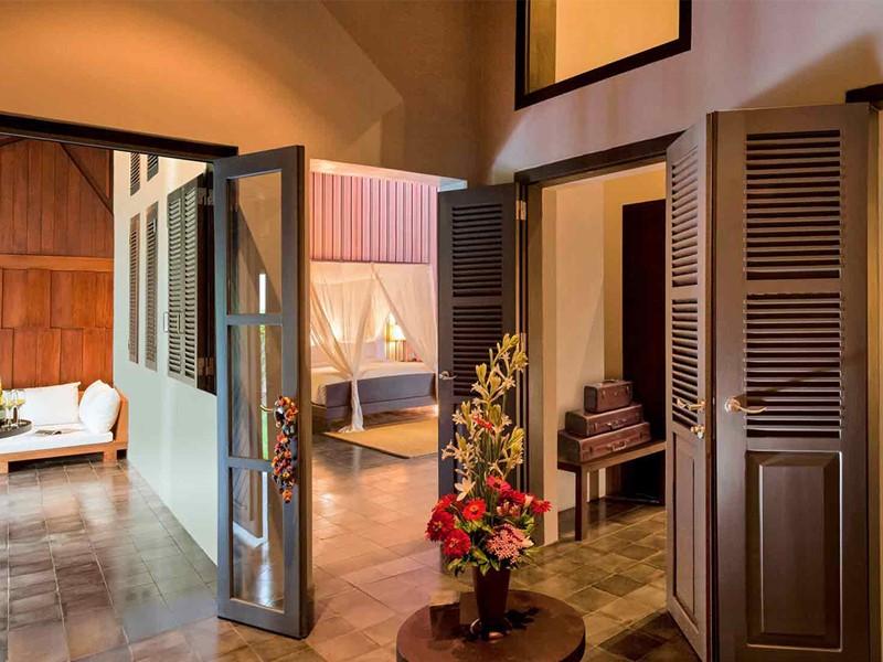 Governor Suite de l'Hôtel de la Paix à Luang Prabang