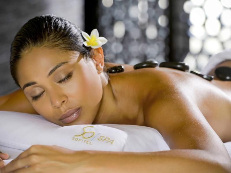 Le spa de l'hôtel 5 étoiles Sofitel Mauritius L'Impérial
