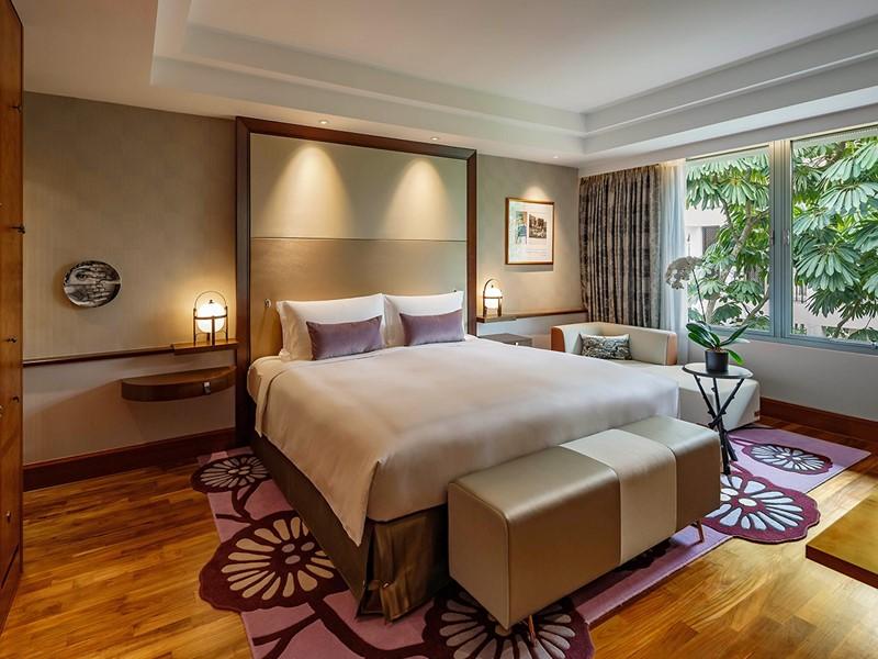 Prestige Suite de l'hôtel Sofitel Singapore Sentosa
