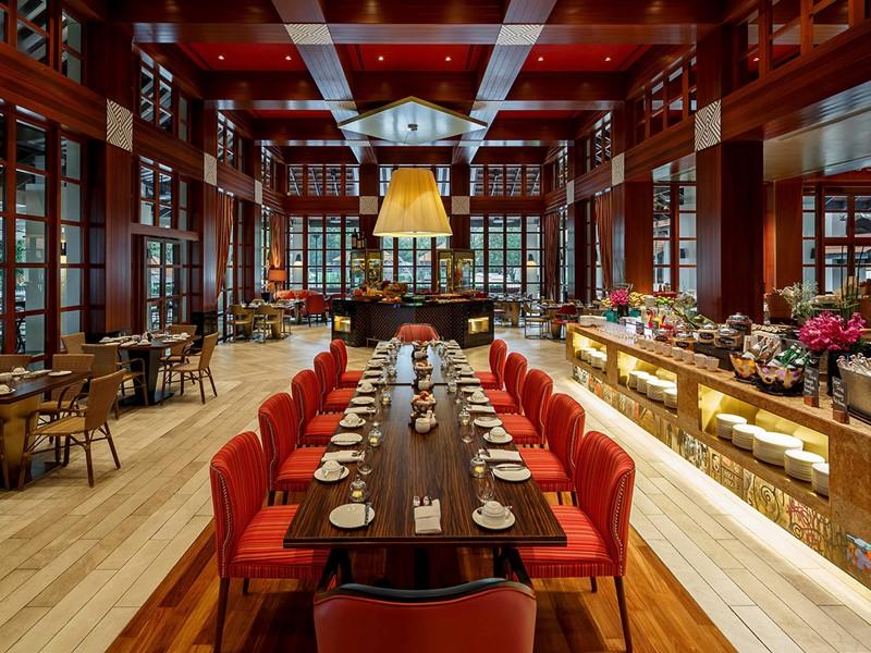 Le restaurant Kwee Zeen du Sofitel Singapore Sentosa