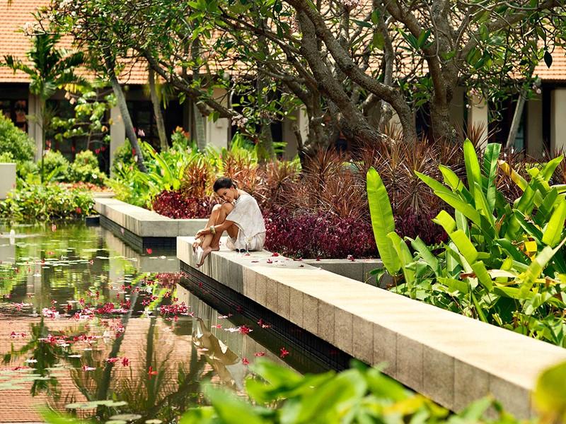 Le Sofitel Singapore Sentosa est un véritable havre de paix