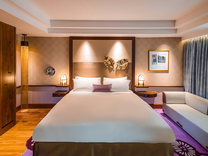 Prestige Family Suite de l'hôtel Sofitel Singapore Sentosa