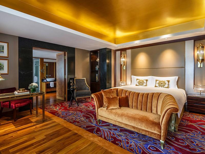 Imperial Suite de l'hôtel Sofitel Singapore Sentosa