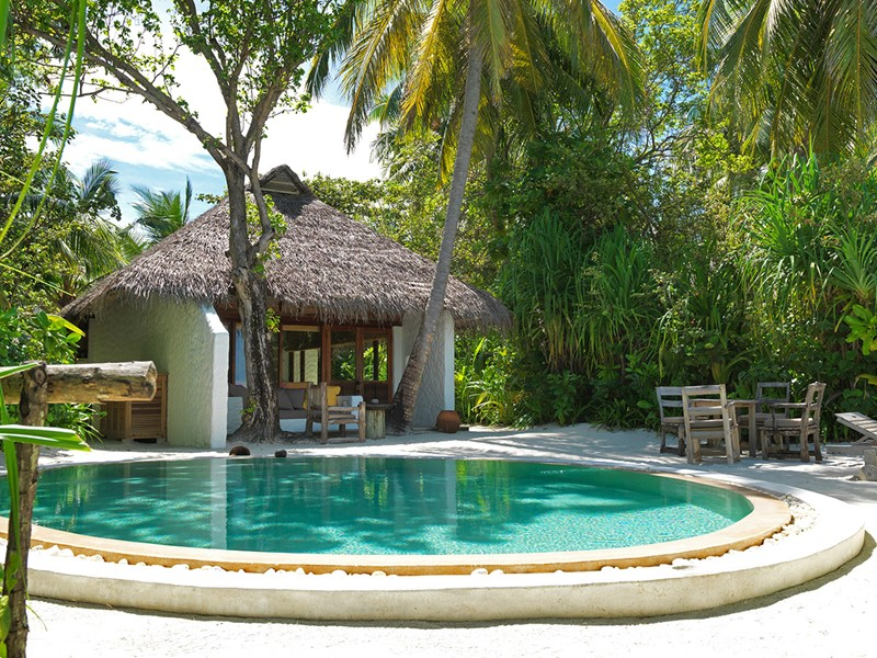 Soneva Fushi Villa 2 Bedroom with pool