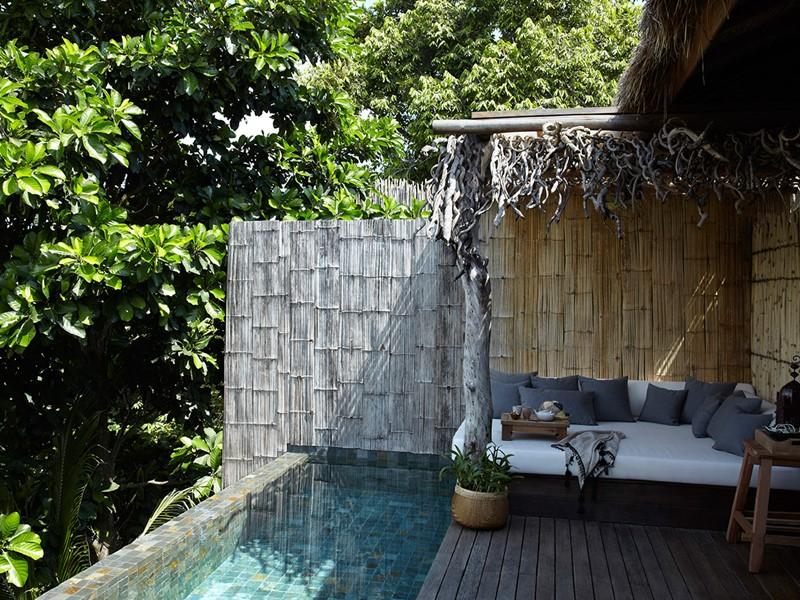 One Bedroom Jungle de l'hôtel Song Saa Private Island