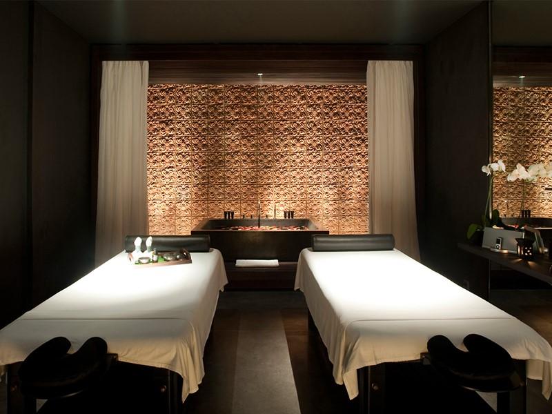 Le spa de l'hôtel 5 étoiles Soori Bali