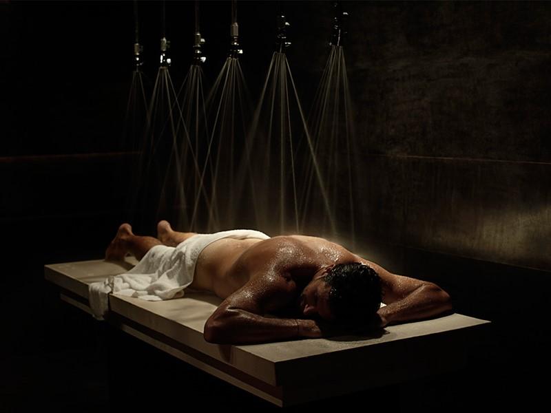 Soins au spa de l'hôtel Soori à Bali